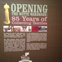 85 Years of Collecting Textiles - Witte Museum