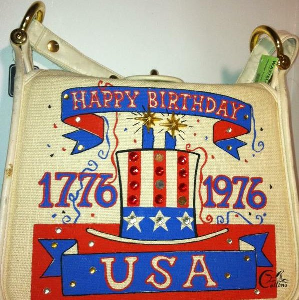 Happy Birthday 1776-1976  USA Happy Birthday 1776-1976  USA